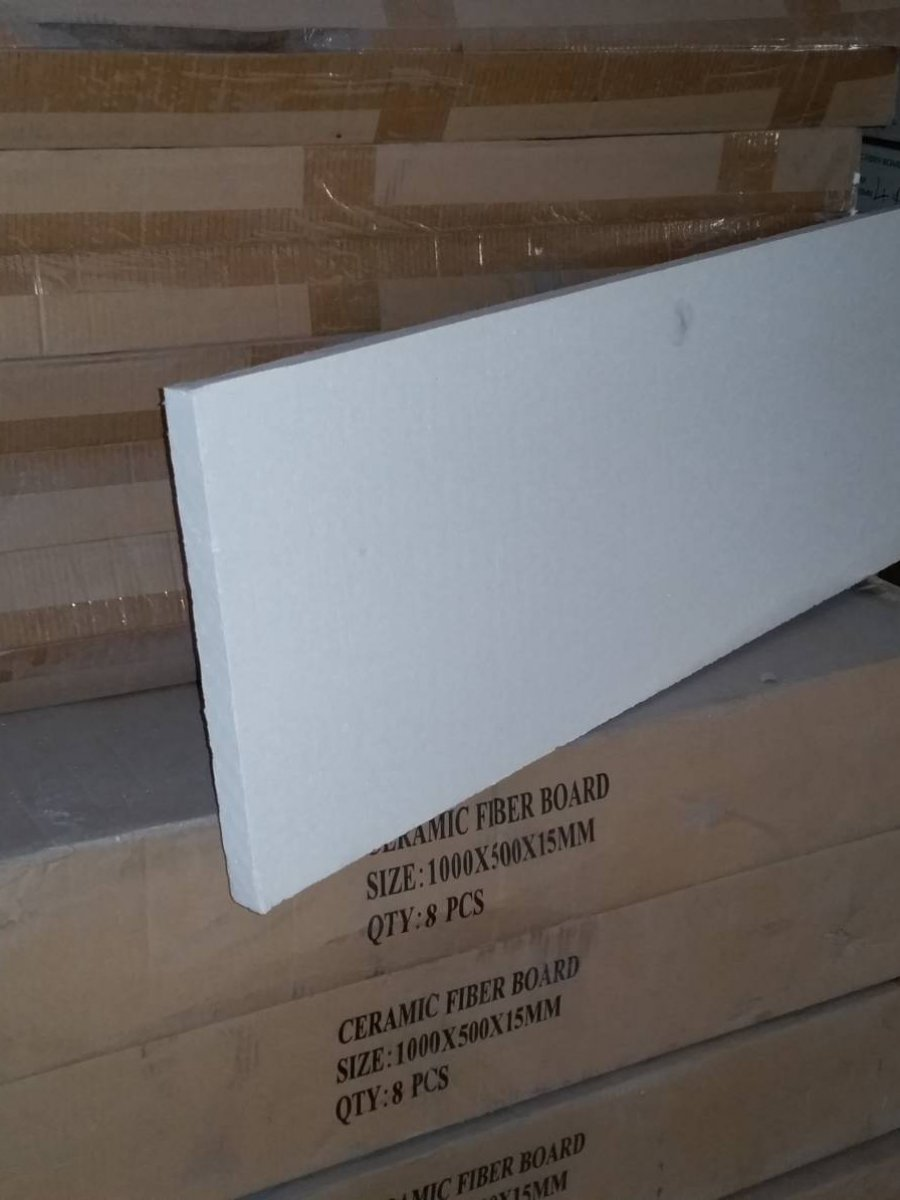 ceramic fibre boards 25mm
