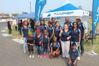 Aluref at the 2015 CANSA Relay For Life in Richards Bay
